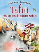 Cover-Bild zu Tafiti und das schlecht gelaunte Nashorn (Band 11) von Boehme, Julia