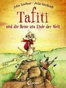 Cover-Bild zu Tafiti und die Reise ans Ende der Welt (Band 1) von Boehme, Julia