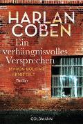 Cover-Bild zu Ein verhängnisvolles Versprechen - Myron Bolitar ermittelt von Coben, Harlan