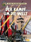 Cover-Bild zu Blake und Mortimer Bibliothek 1: Kampf um die Welt von Jacobs, Edgar-Pierre
