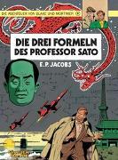 Cover-Bild zu Blake und Mortimer 8: Die drei Formeln des Professor Sato von Jacobs, Edgar-Pierre
