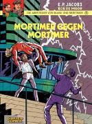 Cover-Bild zu Blake und Mortimer 9: Mortimer gegen Mortimer von Jacobs, Edgar-Pierre