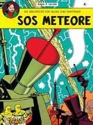 Cover-Bild zu Blake und Mortimer 4: SOS Meteore von Jacobs, Edgar-Pierre