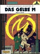 Cover-Bild zu Blake und Mortimer 3: Das gelbe M von Jacobs, Edgar-Pierre
