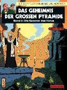 Cover-Bild zu Blake und Mortimer 2: Das Geheimnis der großen Pyramide von Jacobs, Edgar-Pierre