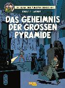Cover-Bild zu Blake und Mortimer Bibliothek 2: Das Geheimnis der großen Pyramide von Jacobs, Edgar-Pierre
