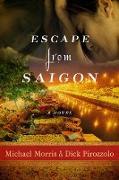 Cover-Bild zu Escape from Saigon (eBook) von Morris, Michael