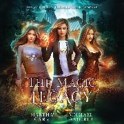 Cover-Bild zu The Magic Legacy - Witches of Pressler Street, Book 1 (Unabridged) (Audio Download) von Anderle, Michael