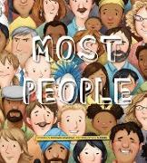 Cover-Bild zu Most People (eBook) von Leannah, Michael