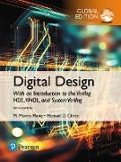Cover-Bild zu Digital Design, eBook, Global Edition (eBook) von Mano, M. Morris R.