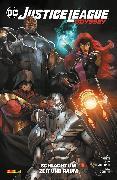 Justice League Odyssey - Bd. 4: Schlacht um Zeit und Raum (eBook) von Abnett, Dan
