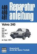 Cover-Bild zu Volvo 240 ab 09/1976