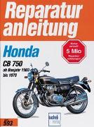 Cover-Bild zu Honda CB 750 K0 / K1 / K2 / K6 / K7 / F1 / F2 (ab 1969-1978)