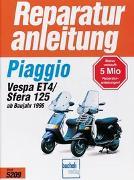 Cover-Bild zu Piaggio Sfera 125/Vespa ET 4 ab Baujahr 1996