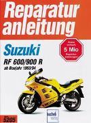 Cover-Bild zu Suzuki RF 600 R/ RF 900 R (ab Baujahr 1993/94)
