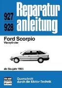 Cover-Bild zu Ford Scorpio Vierzylinder ab Baujahr 1985