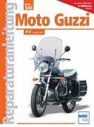 Cover-Bild zu Moto Guzzi V-2 ab Baujahr 1974