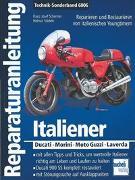 Cover-Bild zu Italiener von Schermer, Franz Josef