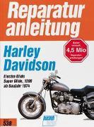 Cover-Bild zu Harley-Davidson Electra Glide / Super Glide 1200