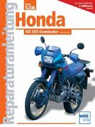 Cover-Bild zu Honda NX 650 Dominator
