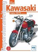 Cover-Bild zu Kawasaki Zephyr 550 / 750