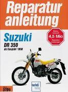 Cover-Bild zu Suzuki DR 350 ab 1990
