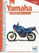 Cover-Bild zu Yamaha XT 600 / 600 Ténéré