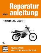 Cover-Bild zu Honda XL 250 R ab 1982