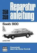 Cover-Bild zu Saab 900 ab 05/1978