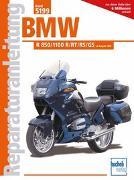 Cover-Bild zu BMW R 850/1100 R/RT/RS/GS