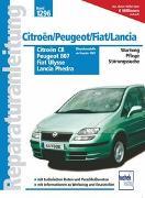 Cover-Bild zu Citroen C8 / Peugeot 807 / Fiat Ulysse / Lancia Phedra Diesel