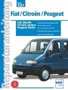 Cover-Bild zu Fiat Ducato / Citroën Jumper / Peugeot Boxer