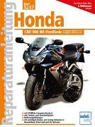 Cover-Bild zu Honda CBR 900 RR FireBlade