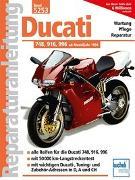 Cover-Bild zu Ducati 748, 916, 996
