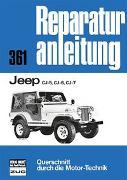 Cover-Bild zu Jeep CJ-5, CJ-6, CJ-7