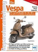 Cover-Bild zu Vespa GTS- und GTV-Modelle 125, 250, 300 i.e. - ab Modelljahr 2005