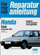 Cover-Bild zu Honda Civic ab Baujahr 1987