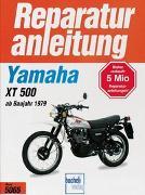 Cover-Bild zu Yamaha XT 500 ab 1979