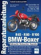 Cover-Bild zu BMW Boxer R65, R80, R100