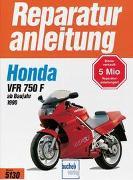 Cover-Bild zu Honda VFR 750 F