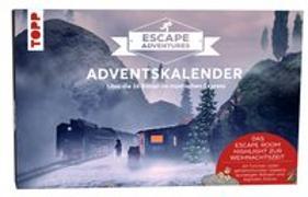 Cover-Bild zu Adventskalender Escape Adventures - Der mystische Express
