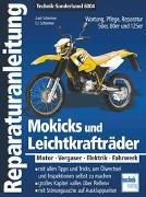 Cover-Bild zu Mokicks und Leichtkrafträder von Schermer, Franz Josef