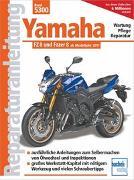 Cover-Bild zu Yamaha FZ 8 und Fazer 8 ab Modelljahr 2010 von Schermer, Franz Josef