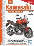 Cover-Bild zu Kawasaki Versys 650 ccm von Schermer, Franz Josef