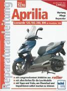 Cover-Bild zu Aprilia Leonardo 125, 150, 250, 300 von Schermer, Franz Josef