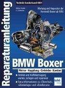 Cover-Bild zu BMW Boxer von Schermer, Franz Josef
