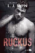 Cover-Bild zu Ruckus (eBook) von Shen, L. J.