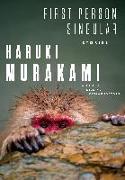 Cover-Bild zu Murakami, Haruki: First Person Singular