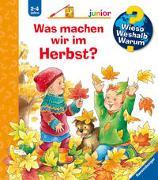 Cover-Bild zu Wieso? Weshalb? Warum? junior: Was machen wir im Herbst? (Band 61) von Erne, Andrea