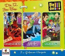Cover-Bild zu Die drei !!! 3er Box 12. Folge 34-36
